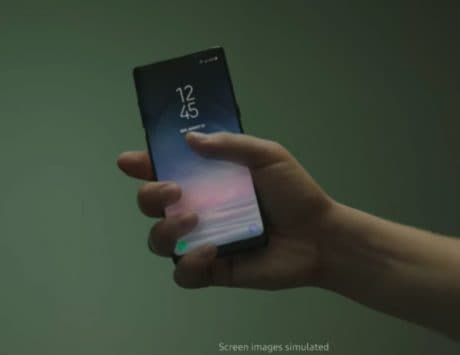 Samsung claims it 'extensively' drop tests phones for durability