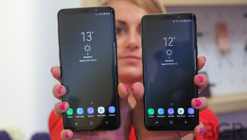 Samsung Galaxy S9, Galaxy S9+ first impressions: Focus on dual aperture camera, AR Emojis and entertainment