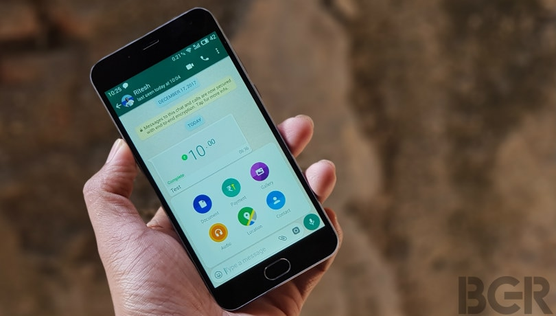 WhatsApp Payments service could roll out in India next week