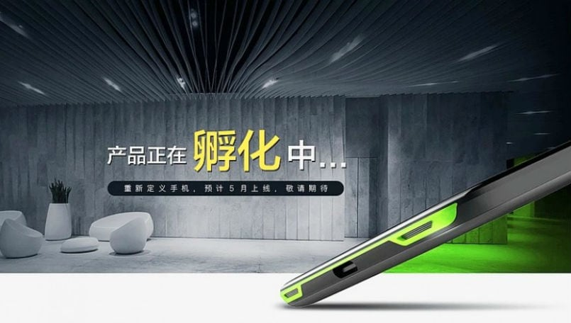 Xiaomi 'Blackshark' gaming smartphone with Snapdragon 845 SoC leaked