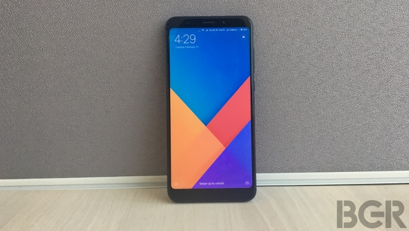 xiaomi redmi note 5 main