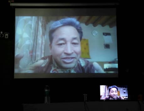 Airtel 4G presence in Ladakh helps Sonam Wangchuk host the first live seminar