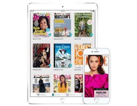 Apple acquires Texture, a digital magazine subscription platform