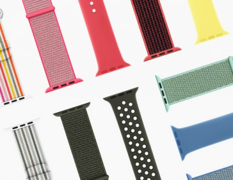 Apple introduces new Watch bands for spring