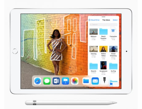 Apple launches affordable 9.7-inch iPad with Pencil support