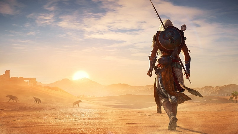 Assassin's Creed may be heading to Ancient Greece