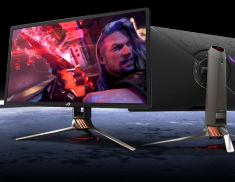 Nvidia   s 4K 144Hz monitors with HDR and G-Sync may come in April