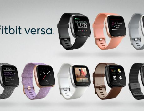 Fitbit Versa smartwatch launched in India with 4 day battery life: Price, features