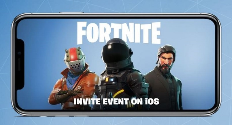 Fortnite mobile is now playable and iOS invites are being sent out
