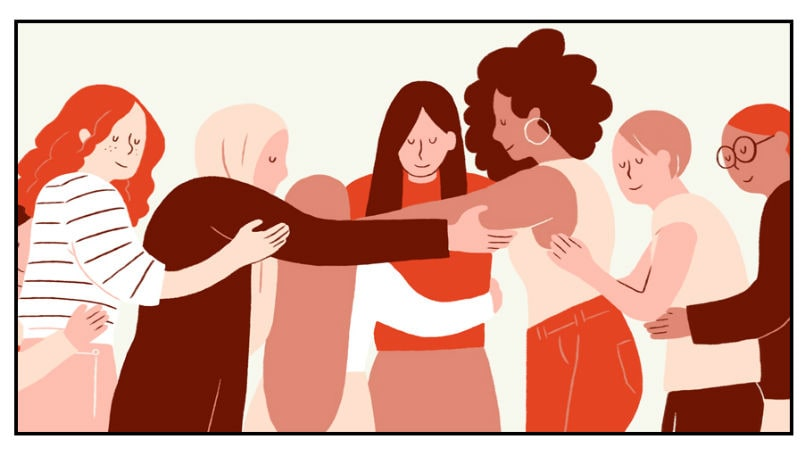 Women Share Empowering Stories for International Women's Day on Google Doodle