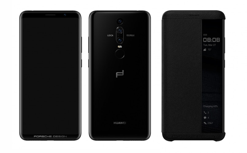Huawei P20 With 5.8-inch Notched Display, Dual Camera Unveiled