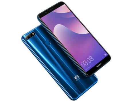 Huawei Y7 Prime 2018 with 18:9 display, dual cameras launched
