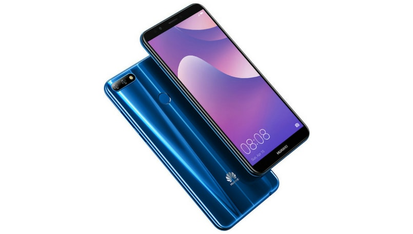 Huawei Y7 Prime 2018 with 18:9 display, dual cameras launched: Price, specifications and features