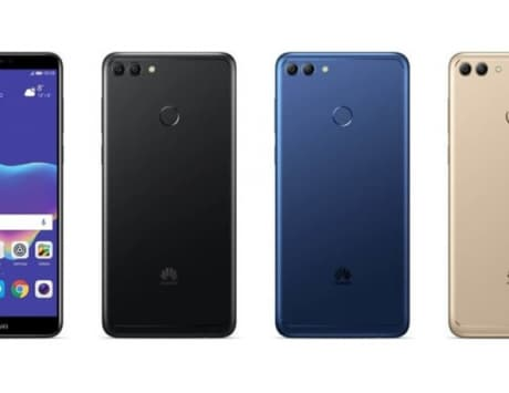Huawei Y9 (2018) with 18:9 display, four cameras announced