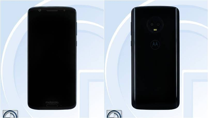 Moto G6 stops by TENAA as the company appoints Sergio Buniac as President
