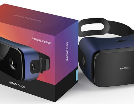 Motorola's 'Virtual Viewer' VR Mod leaked in new renders