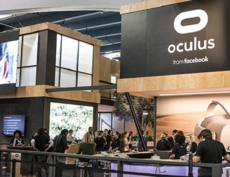Oculus takes pole position in the VR war