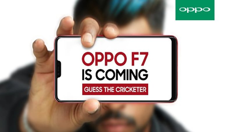 Oppo F7 to launch in India at 12:30PM today: How to watch the live stream