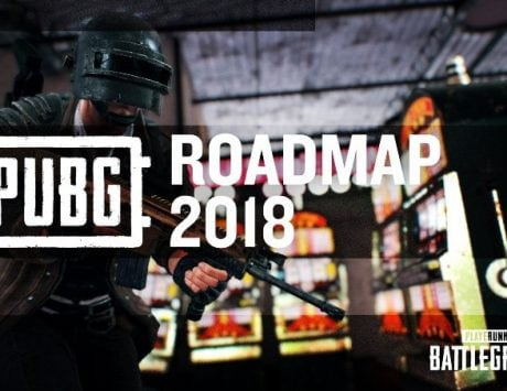 PlayerUnknown   s Battlegrounds 2018 roadmap revealed