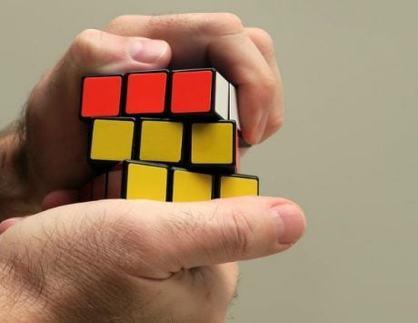 Robot solves Rubik's Cube in 0.38 seconds setting a new record in process