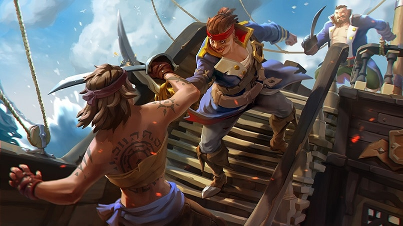 Rare Addresses Sea of Thieves Server Issues with Candid Video