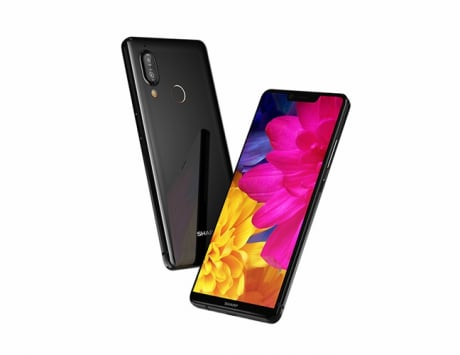 Sharp Aquos S3 with 18:9 display, dual cameras launched