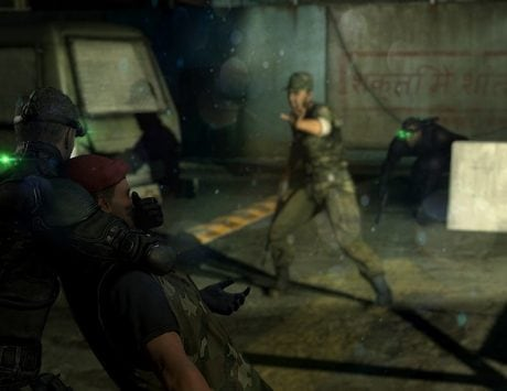 New Splinter Cell game listed on Amazon Canada