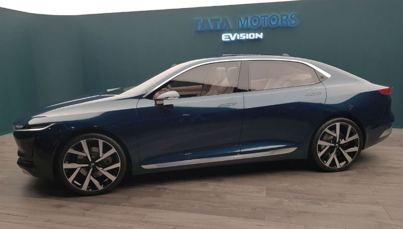 Tata Motors EVision gallery feat