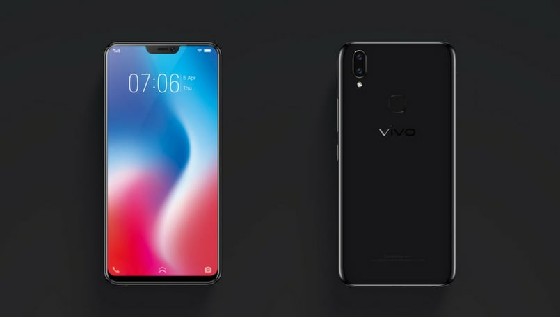 Vivo V9 with AI-backed camera and iPhone X-like notch goes on sale from April 2: All you need to know