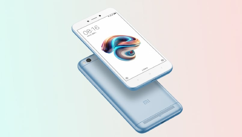 Xiaomi Redmi 5A Lake Blue