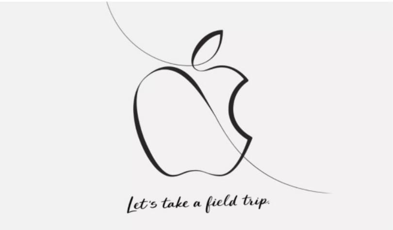 Apple sends invites for creative education event on March 27
