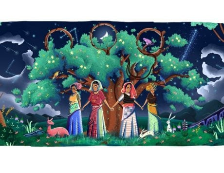 Google Doodle marks India's Chipko Movement: Here's what it signifies