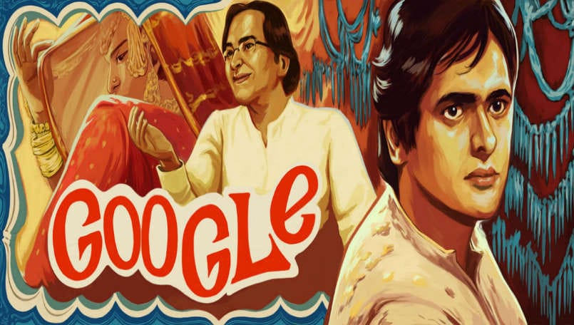 Google Doodle remembers veteran Bollywood actor Farouque Shaikh