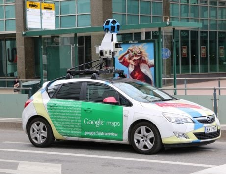 'Google Street View' roll out proposal rejected by Indian government