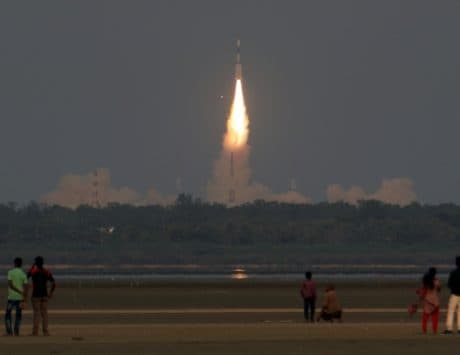 ISRO successfully completes orbit raising of the IRNSS-1I