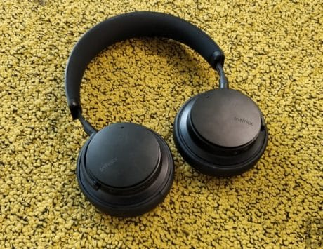 Infinix Quiet X Wireless Noise-Cancelling Headphones Review