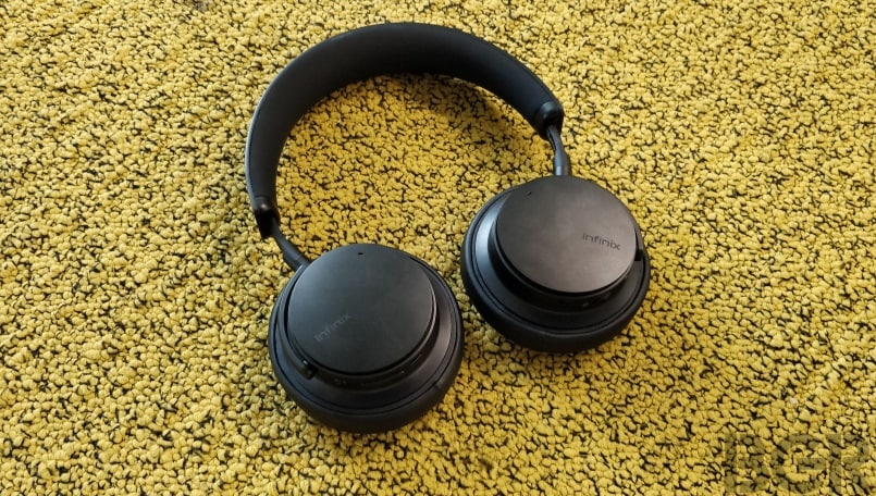 Infinix Quiet X Wireless Noise-Cancelling Headphones Review: Affordability is the pitch