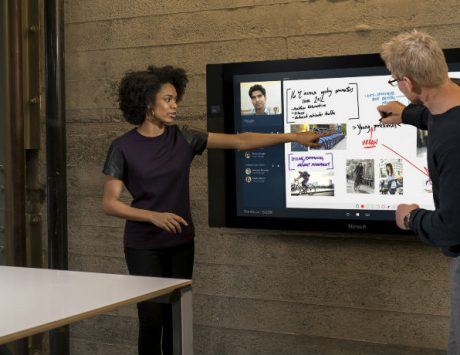 Microsoft Surface Hub 2 confirmed to launch in 2018