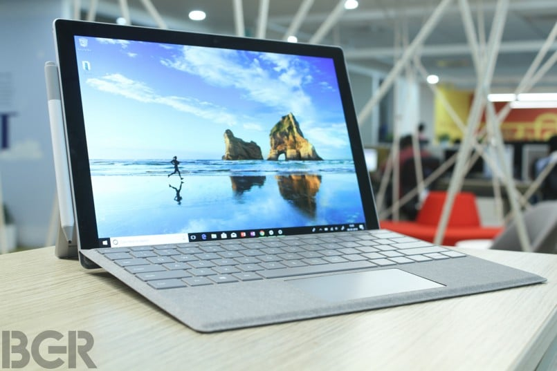 Microsoft Surface Pro 6 is said to be 'heavily redesigned' for 2019