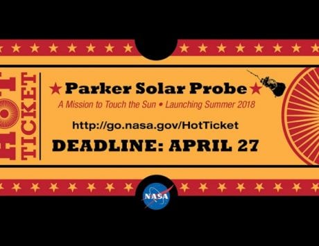 NASA wants you to send your name to the Sun for its Historic Solar Probe