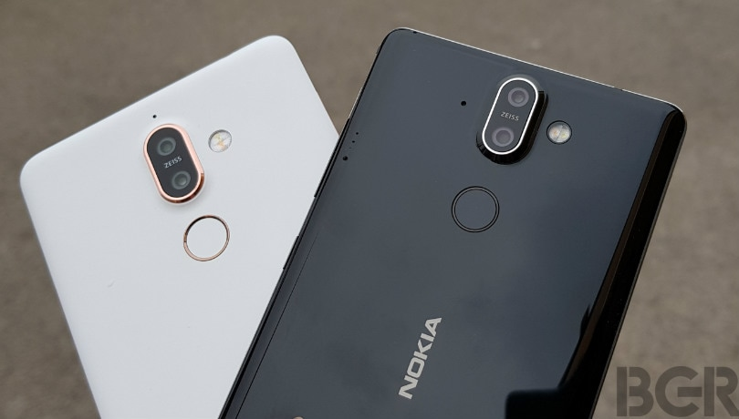Nokia 8 Sirocco and Nokia 7 Plus: Early camera samples from MWC 2018