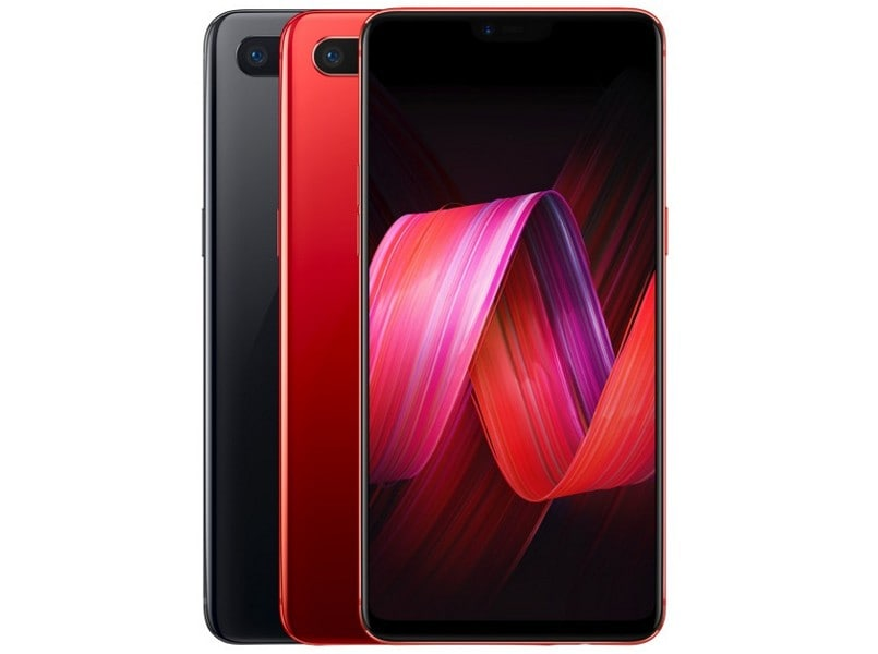 OPPO launches R15 and R15 Dream Mirror Edition in China with notch