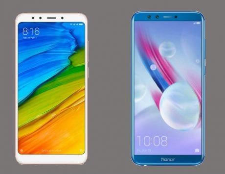 Xiaomi Redmi 5 vs Honor 9 Lite comparison