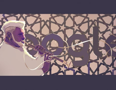 Ustad Bismillah Khan's 102nd birthday celebrated in a Google Doodle
