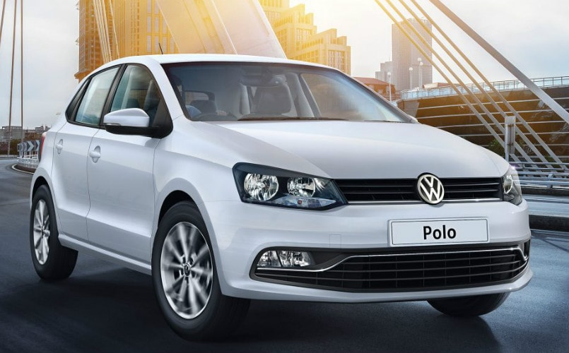 Car Brands Starting With L >> Volkswagen Polo with 1.0-lite MPI engine launched in India ...