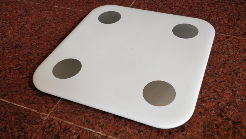 xiaomi mi body composition scale main