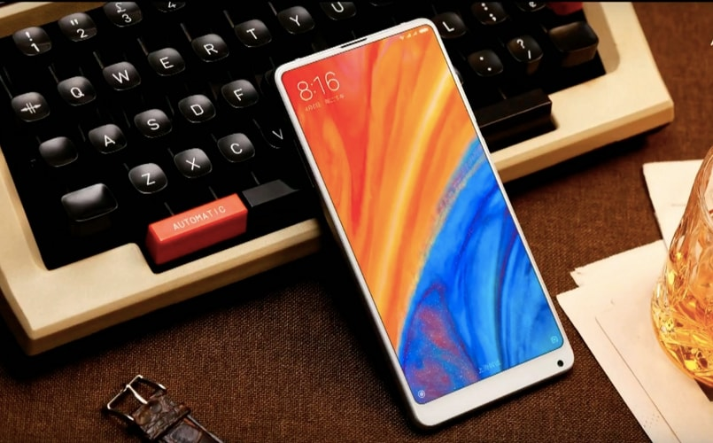 Xiaomi Mi MIX 2S bezel-less smartphone with Snapdragon 845 SoC launched: Price, specifications, features
