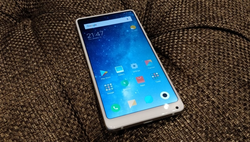 Xiaomi Mi MIX 2s First Look