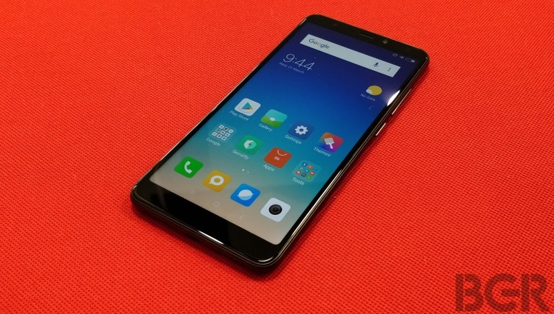 Xiaomi Redmi 5 Review: Filling in the gaps