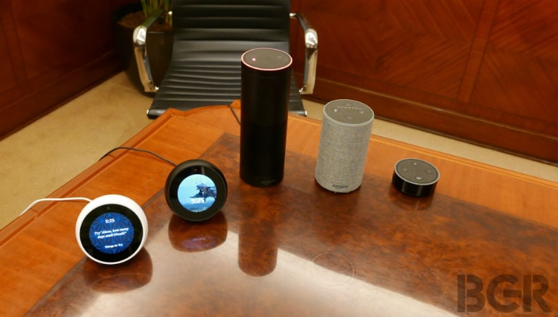 Amazon Echo Spot Gallery 5